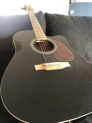 AU20 • Buy Guitar Acoustic Livingstone Fag640ceq/bk