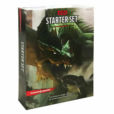AU35 • Buy Dungeons And Dragons Starter Set Brand New Factory Sealed