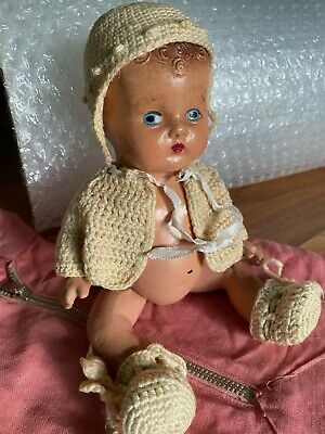 $10 • Buy Vintage Composition Baby Doll