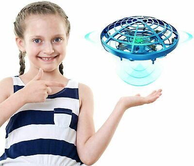 $9.99 • Buy Mini Drone UFO Infrared Sensor Induction Aircraft Flying Toy For Kids Quadcopter