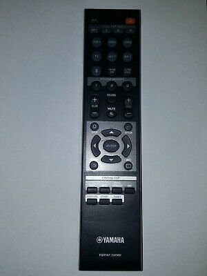 AU39 • Buy  Genuine Yamaha FSR147 ZU80480 Soundbar Remote Control