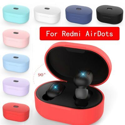 $1.99 • Buy Silicone Earphone Shell Case For Xiaomi MI Redmi AirDots Headphones Cover TWS