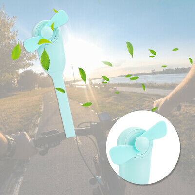 AU7.37 • Buy USB Powered Mini Flexible Rechargeable Fan Cooling Summer Fan For Indoor/Outdoor
