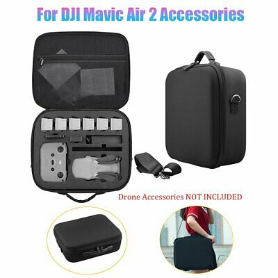 AU59.63 • Buy Shockproof Travel Carrying Case Shoulder Bag Box For DJI Mavic Air 2 Accessories