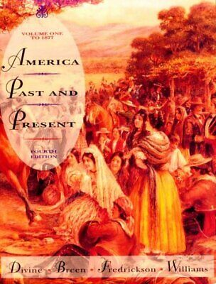 $7.72 • Buy America Past And Present To 1877  American Past   Present