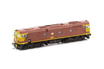 AU285 • Buy Auscision 442-3 Nswgr 442 Class Diesel Locomotive Indian Red As Delivered**