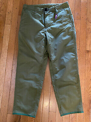 $185 • Buy The North Face Purple Label Chino Pants Olive Green Size M COa1 Size 32
