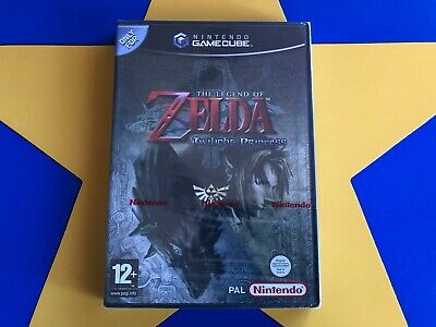 AU549.95 • Buy THE LEGEND OF ZELDA TWILIGHT PRINCESS (NEW&SEALED) - GAMECUBE - Wii Compatible