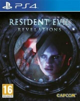 £14.74 • Buy Resident Evil Revelations 1 HD PS4 Brand New And Sealed UK Pal