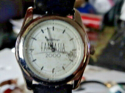 $55 • Buy  Fantasia Disney 2000 Watch. Fossil Limited Edition Of 600