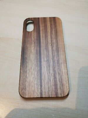 Wooden Phone Case Cover For Apple IPhone • 4.49£