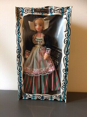 Vintage Rexard 1960's Miss Holland Doll Boxed With Tags Faun • 12.50£