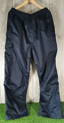 Mens PETER STORM XL Waterproof Trousers Navy Blue Excellent Condition 💥 • 15£