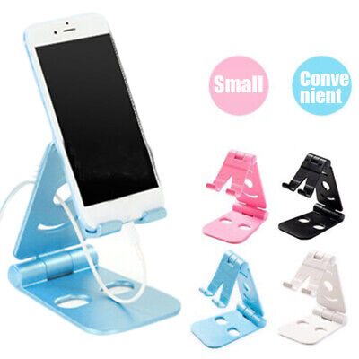$6.99 • Buy Cell Phone Tablet Switch Stand Aluminum Desk Table Holder Cradle Dock IPhone US
