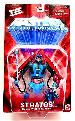 $24.95 • Buy Masters Of The Universe MOTU Stratos Action Figure By Mattel 2001 (NEW!)