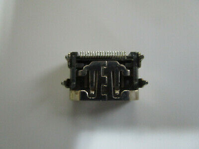 $4.99 • Buy HDMI 19 PIN PCB MALE CONNECTOR MOUNT 4 Prong