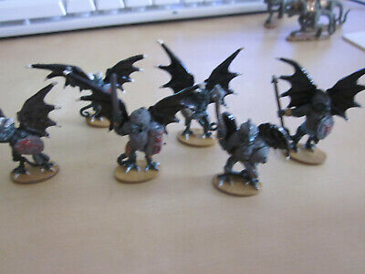 Grenadier Models Dragon Men Warriors Set Citadel Pre Slotta 1983 Rare  6 Figures • 35£