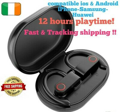 $ CDN67.36 • Buy Sweatproof Wireless Headphones Earphones  Huawei Samsung IPhone Sports Earbuds
