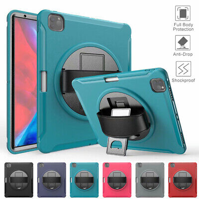 AU38.99 • Buy For IPad Pro 12.9 11 2018 2020 Case Shockproof Tough Smart Stand Hard Cover