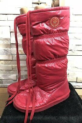 Rocket Dog Ladies Size 5 Red Knee High Snow Boots Shoes  • 19.99£
