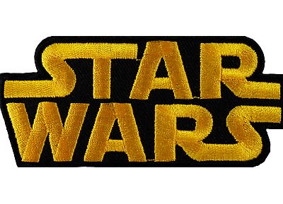 £2.10 • Buy STAR WARS MOVIES Embroidered Iron/ Sew-on Patch Jacket Badge(PREMIUM QUALITY)
