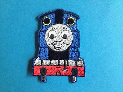 £5.78 • Buy Thomas The Tank Engine Iron On Embroidered Hat Jacket Hoodie Anime Patch 773T
