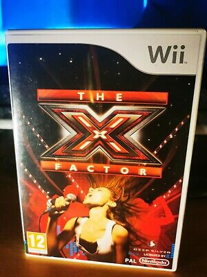 The X Factor Nintendo Wii Complete. FREE POSTAGE  • 4.50£