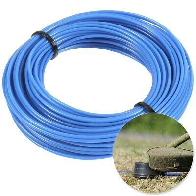 £3.03 • Buy THIN NYLON TRIMMER LINE 15m X 1.65mm Medium Duty Electric Strimmer Cable Wire
