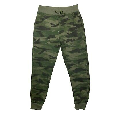 £7.99 • Buy Boys Kids Camouflage Joggers Army Camo Jogging Bottoms Tracksuits Fleece Sports