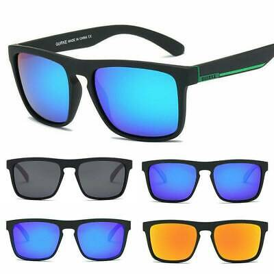 AU18.79 • Buy Vintage Polarized Mens Sunglasses Polarised New Style Square Frame Glasses AU