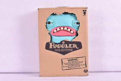 $ CDN19.20 • Buy Fuggler 9  Funny Ugly Monster Wide Eyed Weirdo Collectible Plush, Teal