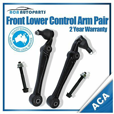 AU84.15 • Buy For Ford Territory TX SX SY 2WD AWD Front Lower Control Arm W/ Ball Joint Set
