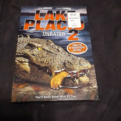 Lake Placid 2 Unrated Factory Sealed • 14.30£