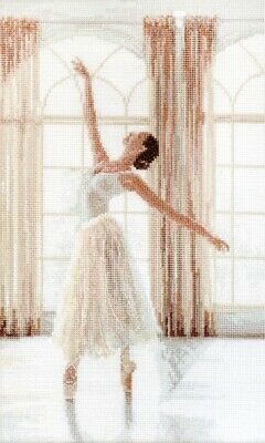 £19.99 • Buy LetiStitch Counted Cross Stitch Kit - LETI 906 Ballerina
