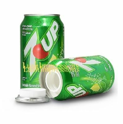 AU24.94 • Buy 7up Weighed Safe Security Storage Stash Cans