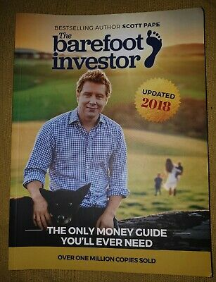 AU19.50 • Buy The Barefoot Investor: The Only Money Guide You'll Ever Need By Scott Pape (Pap…