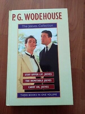 £9.99 • Buy The Jeeves Collection:  Stiff Upper Lip, Jeeves ... By Wodehouse, P. G. Hardback