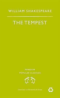 The Tempest By William Shakespeare (Paperback, 1994) • 2£