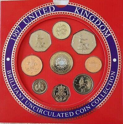£19.95 • Buy UK Coin Set Proof,Uncirculated &BU/1 Pack Coin(1972 To 2017)+ 1xCanada Coin Set