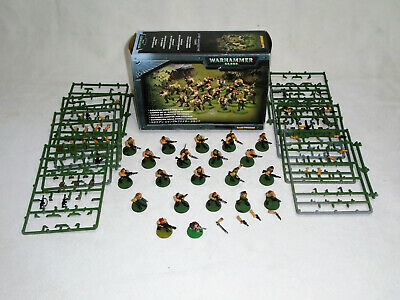 Warhammer 40,000 : Catachan Jungle Fighters - 2001 Painted Games Workshop Set • 44.95£