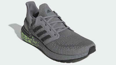 AU180 • Buy Adidas Ultra Boost 20 Grey Speckle Green
