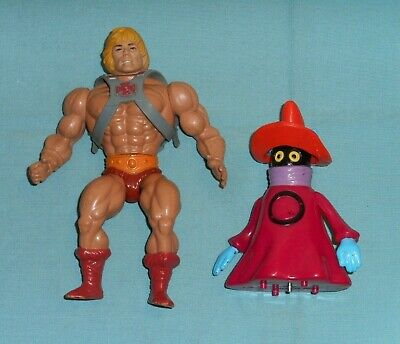 $65 • Buy Vintage Heman HE-MAN (Mexico COO) And ORKO Masters Of The Universe