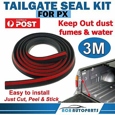 AU31 • Buy Tailgate Seal Kit For Ford Ranger PX PX2 PX3 UTE Tail Gate Dust Seal Tub Liner