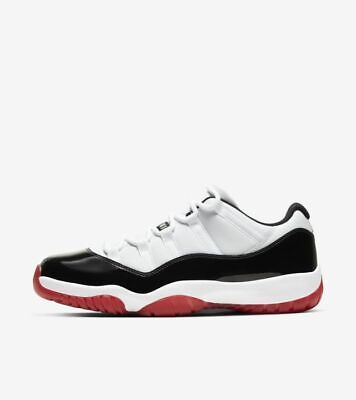 $250 • Buy Nike Air Jordan 11 Retro Low Concord Bred Sizes 7.5-13 Men's AJ11 XI [PREORDER]
