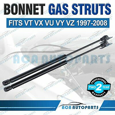 AU17 • Buy New A Pair Bonnet Gas Struts For Holden Commodore VT VU VX VY VZ Sedan Wagon Ute