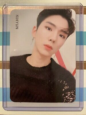 $10 • Buy Kihyun Official Photocards MONSTA X We Are Here (In Card Sleeve)