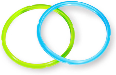 $13.52 • Buy Silicone Sealing Ring 6 Quart For Instant Pot Accessories Blue Green