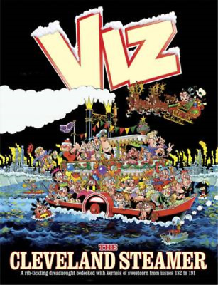 The Cleveland Steamer: Viz Annual 2012 (Annuals 2012), Viz, Used; Good Book • 3.39£