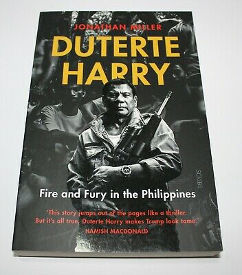 AU27.95 • Buy Duterte Harry: Fire And Fury In The Philippines By Jonathan Miller