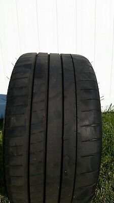 $110 • Buy 1 Used Tire 275 35 18 Michelin Pilot Super Sport 99Y